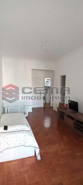 5 - Apartamento 1 quarto à venda Laranjeiras, Zona Sul RJ - R$ 520.000 - LAAP12796 - 6