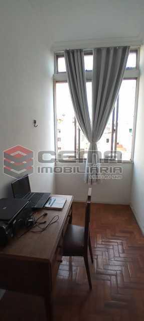 6 - Apartamento 1 quarto à venda Laranjeiras, Zona Sul RJ - R$ 520.000 - LAAP12796 - 7