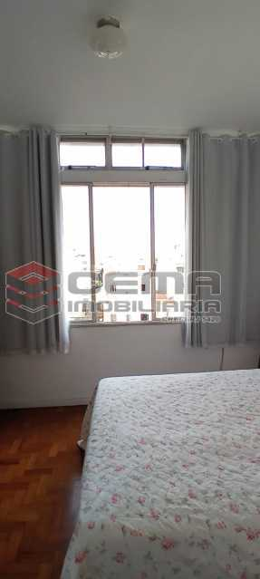 9 - Apartamento 1 quarto à venda Laranjeiras, Zona Sul RJ - R$ 520.000 - LAAP12796 - 10