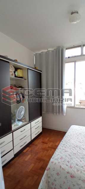 10 - Apartamento 1 quarto à venda Laranjeiras, Zona Sul RJ - R$ 520.000 - LAAP12796 - 11