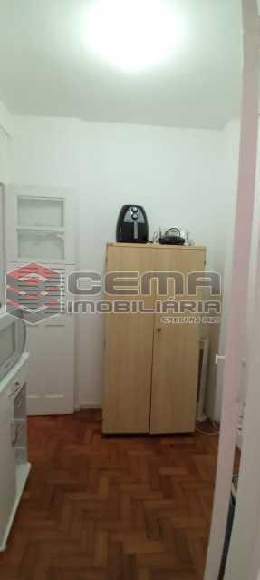 15 - Apartamento 1 quarto à venda Laranjeiras, Zona Sul RJ - R$ 520.000 - LAAP12796 - 16
