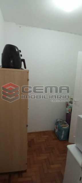16 - Apartamento 1 quarto à venda Laranjeiras, Zona Sul RJ - R$ 520.000 - LAAP12796 - 17