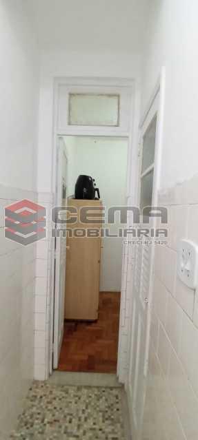 18 - Apartamento 1 quarto à venda Laranjeiras, Zona Sul RJ - R$ 520.000 - LAAP12796 - 19