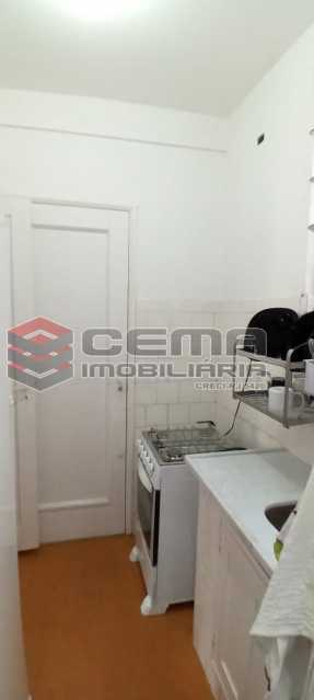 20 - Apartamento 1 quarto à venda Laranjeiras, Zona Sul RJ - R$ 520.000 - LAAP12796 - 21
