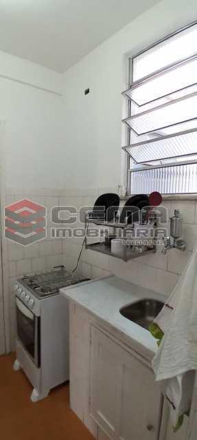 21 - Apartamento 1 quarto à venda Laranjeiras, Zona Sul RJ - R$ 520.000 - LAAP12796 - 22