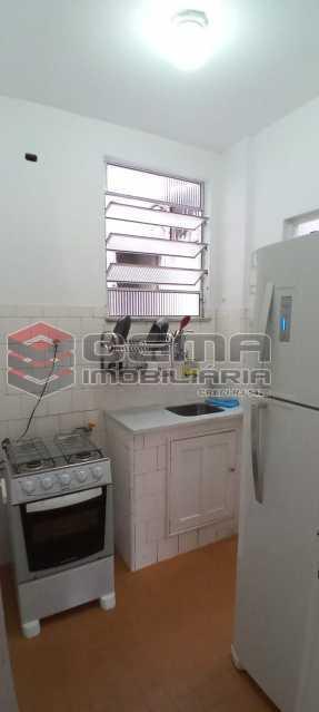22 - Apartamento 1 quarto à venda Laranjeiras, Zona Sul RJ - R$ 520.000 - LAAP12796 - 23