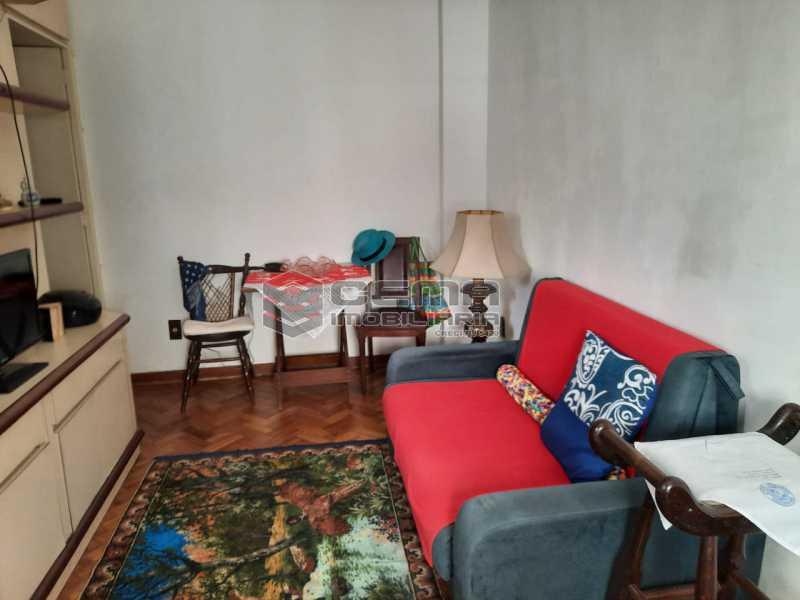 Sala - Apartamento 1 quarto à venda Catete, Zona Sul RJ - R$ 380.000 - LAAP12797 - 7