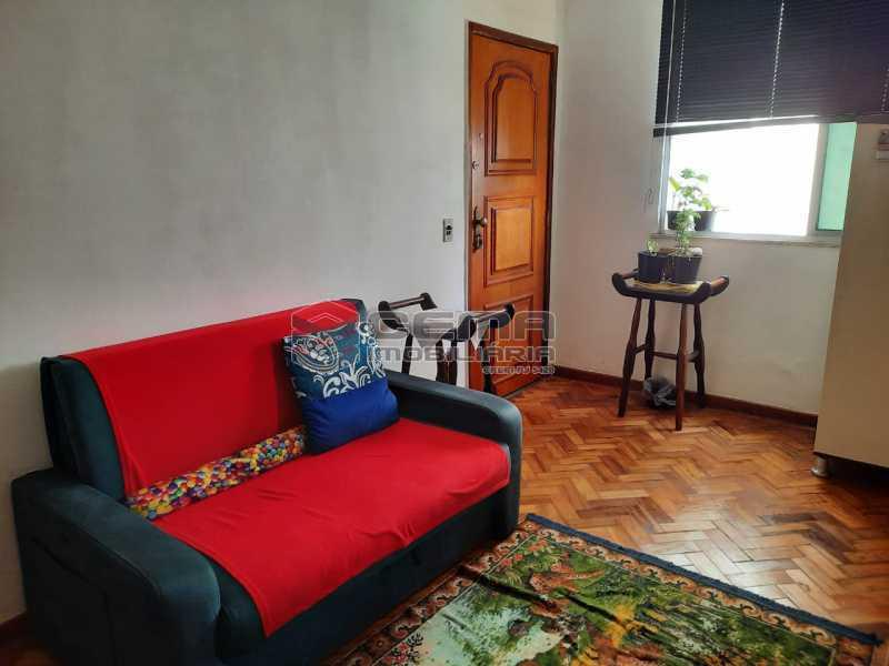 Sala - Apartamento 1 quarto à venda Catete, Zona Sul RJ - R$ 380.000 - LAAP12797 - 8