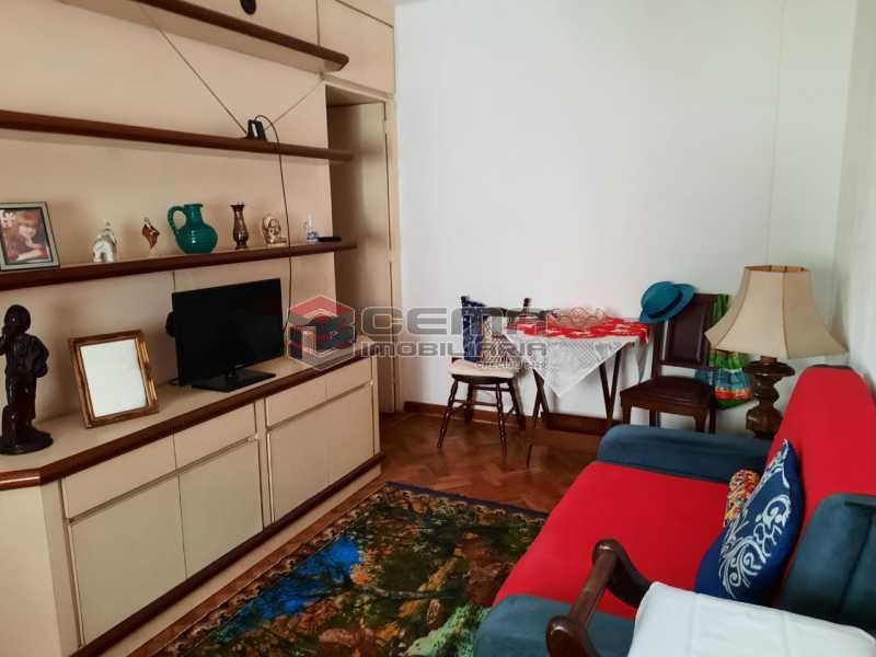 Sala - Apartamento 1 quarto à venda Catete, Zona Sul RJ - R$ 380.000 - LAAP12797 - 5