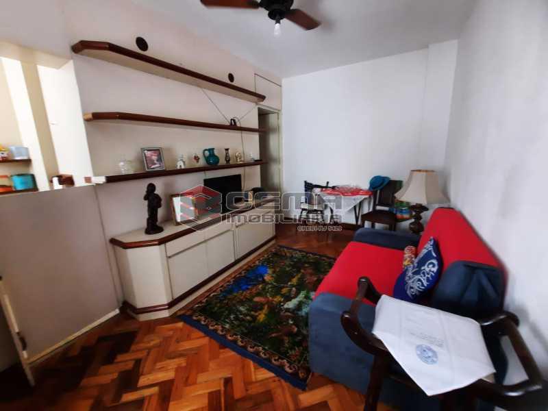 Sala - Apartamento 1 quarto à venda Catete, Zona Sul RJ - R$ 380.000 - LAAP12797 - 4