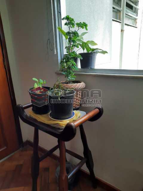 Sala - Apartamento 1 quarto à venda Catete, Zona Sul RJ - R$ 380.000 - LAAP12797 - 3
