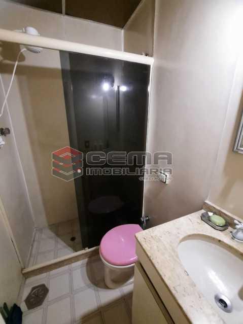 Banheiro - Apartamento 1 quarto à venda Catete, Zona Sul RJ - R$ 380.000 - LAAP12797 - 19