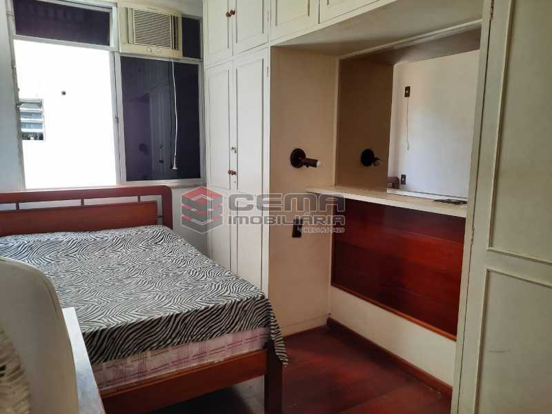 Quarto - Apartamento 1 quarto à venda Catete, Zona Sul RJ - R$ 380.000 - LAAP12797 - 13