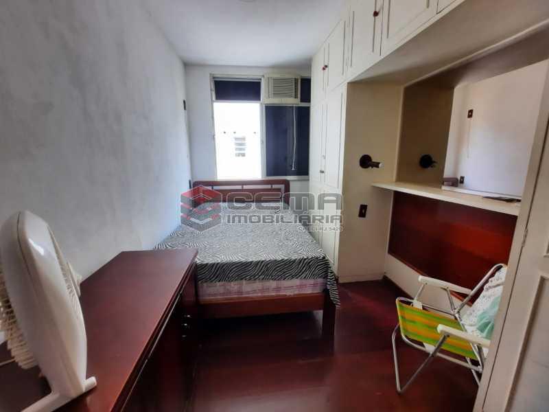 Quarto - Apartamento 1 quarto à venda Catete, Zona Sul RJ - R$ 380.000 - LAAP12797 - 12