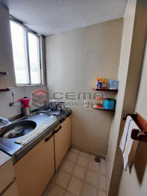 Cozinha - Apartamento 1 quarto à venda Catete, Zona Sul RJ - R$ 380.000 - LAAP12797 - 16