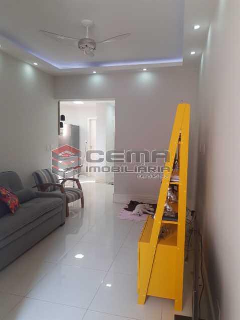 123 - Apartamento 1 quarto à venda Catete, Zona Sul RJ - R$ 540.000 - LAAP12799 - 3