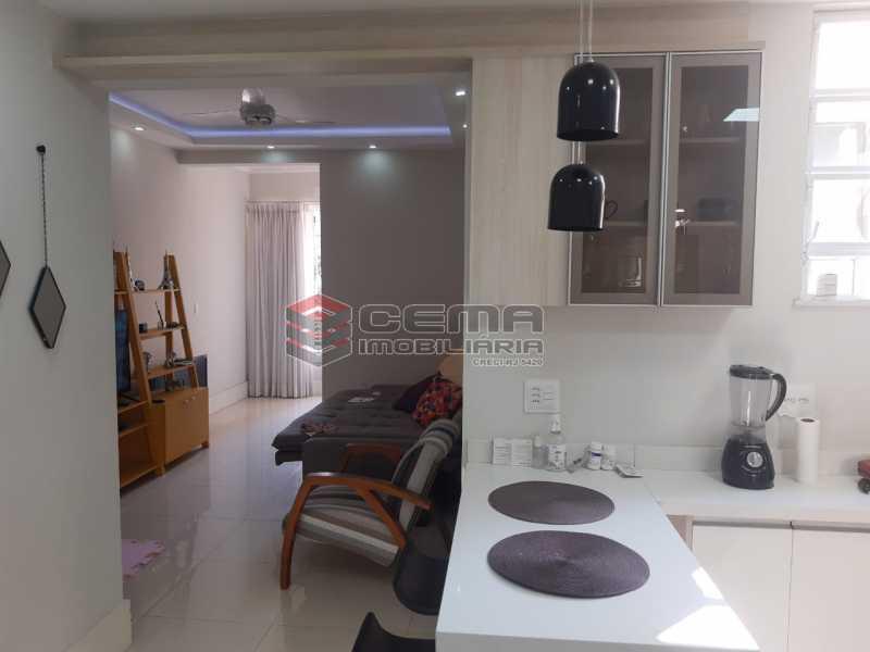 124 - Apartamento 1 quarto à venda Catete, Zona Sul RJ - R$ 540.000 - LAAP12799 - 4