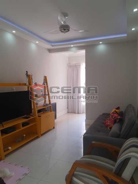 125 - Apartamento 1 quarto à venda Catete, Zona Sul RJ - R$ 540.000 - LAAP12799 - 1