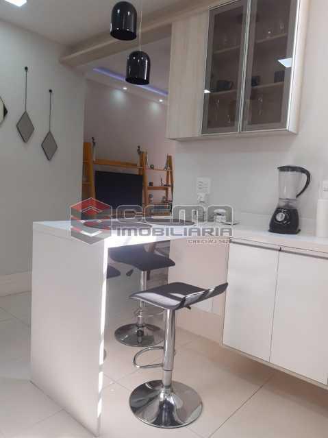 126 - Apartamento 1 quarto à venda Catete, Zona Sul RJ - R$ 540.000 - LAAP12799 - 8