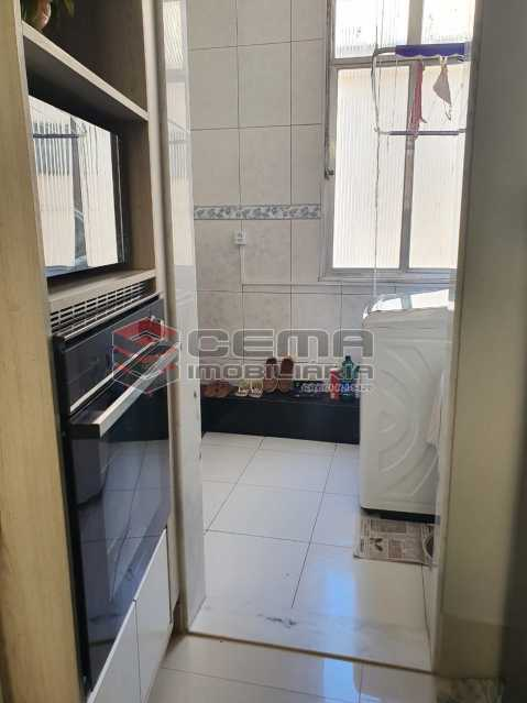127 - Apartamento 1 quarto à venda Catete, Zona Sul RJ - R$ 540.000 - LAAP12799 - 9