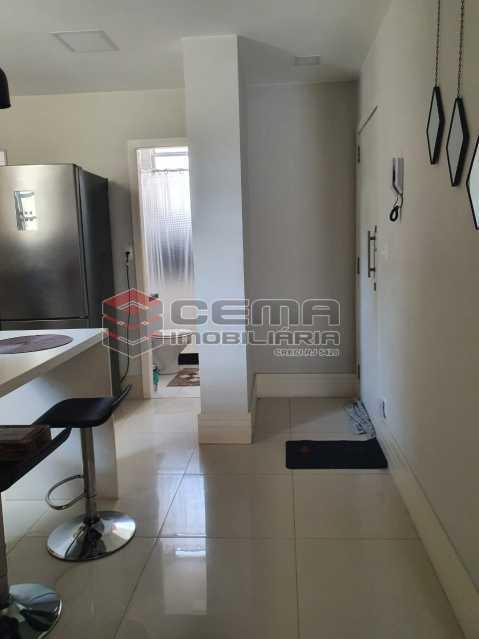 131 - Apartamento 1 quarto à venda Catete, Zona Sul RJ - R$ 540.000 - LAAP12799 - 5