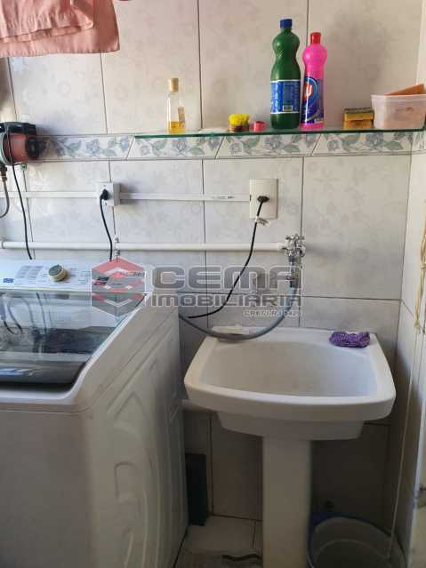 133 - Apartamento 1 quarto à venda Catete, Zona Sul RJ - R$ 540.000 - LAAP12799 - 17