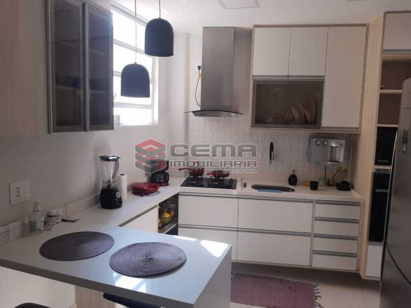 134 - Apartamento 1 quarto à venda Catete, Zona Sul RJ - R$ 540.000 - LAAP12799 - 18