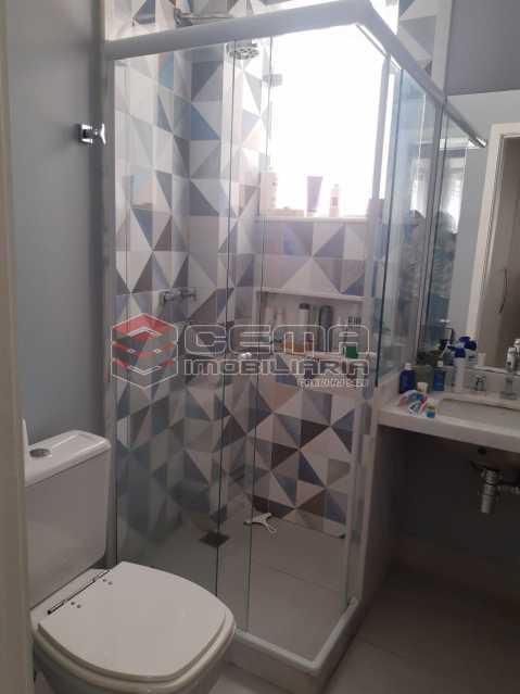 136 - Apartamento 1 quarto à venda Catete, Zona Sul RJ - R$ 540.000 - LAAP12799 - 16