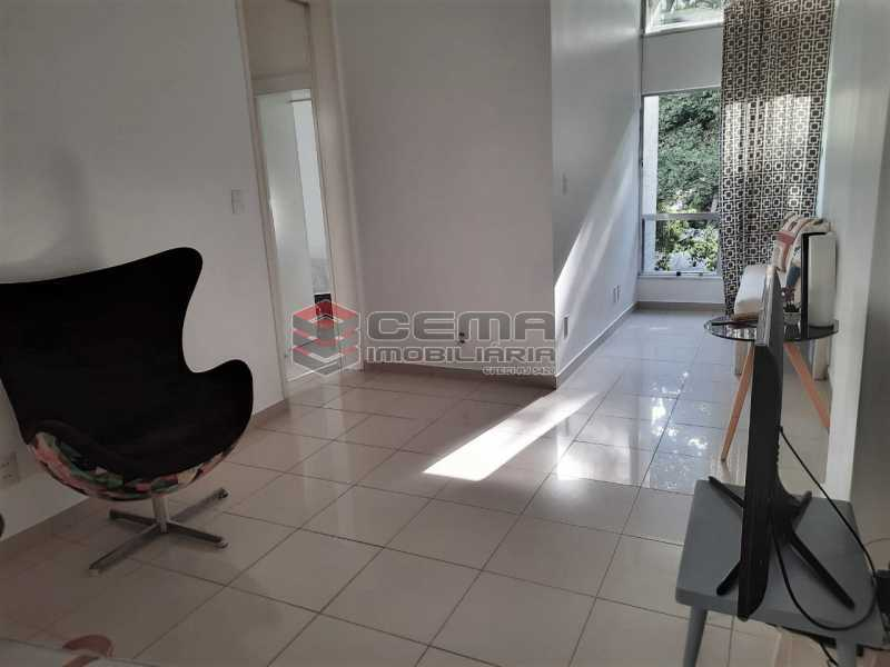 Sala - Apartamento 1 quarto à venda Botafogo, Zona Sul RJ - R$ 550.000 - LAAP12801 - 7