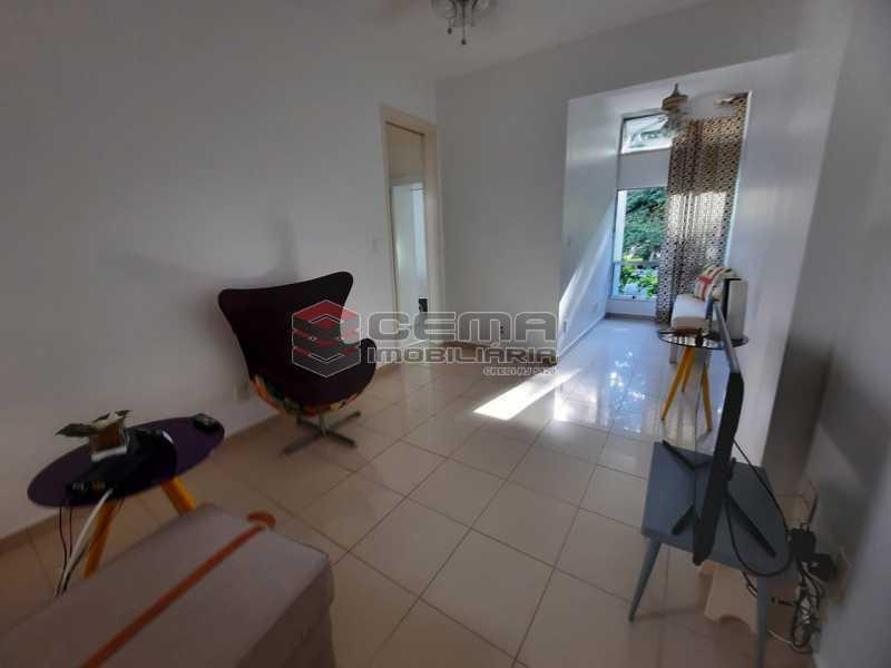 Sala - Apartamento 1 quarto à venda Botafogo, Zona Sul RJ - R$ 550.000 - LAAP12801 - 5