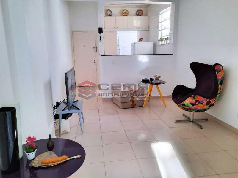 Sala - Apartamento 1 quarto à venda Botafogo, Zona Sul RJ - R$ 550.000 - LAAP12801 - 1