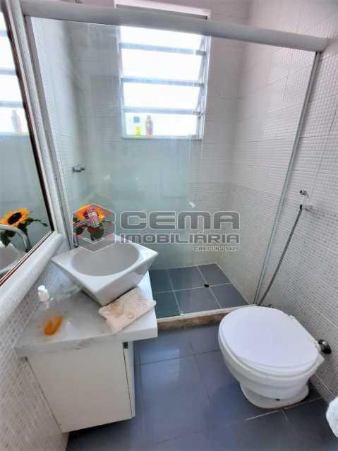 Banheiro - Apartamento 1 quarto à venda Botafogo, Zona Sul RJ - R$ 550.000 - LAAP12801 - 16