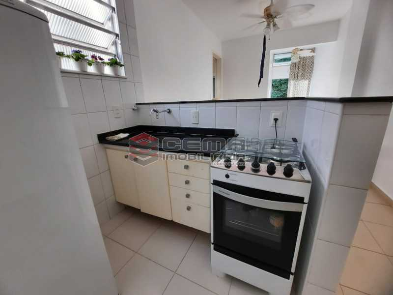 Cozinha - Apartamento 1 quarto à venda Botafogo, Zona Sul RJ - R$ 550.000 - LAAP12801 - 20