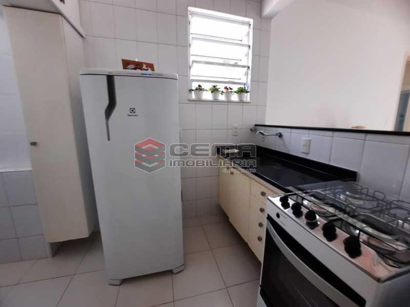 Cozinha - Apartamento 1 quarto à venda Botafogo, Zona Sul RJ - R$ 550.000 - LAAP12801 - 21