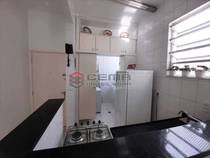 Cozinha - Apartamento 1 quarto à venda Botafogo, Zona Sul RJ - R$ 550.000 - LAAP12801 - 19
