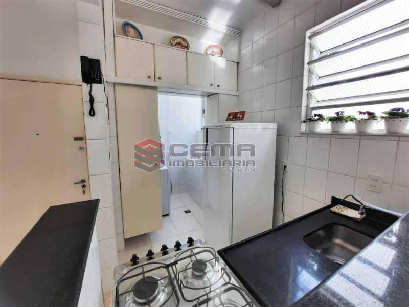Cozinha - Apartamento 1 quarto à venda Botafogo, Zona Sul RJ - R$ 550.000 - LAAP12801 - 18