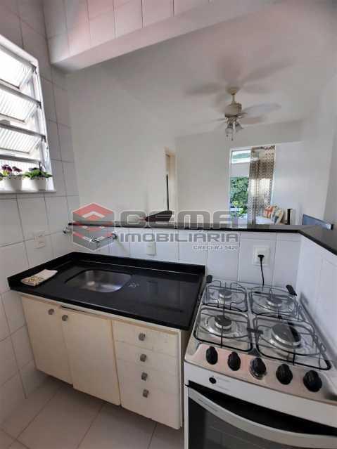 Cozinha  - Apartamento 1 quarto à venda Botafogo, Zona Sul RJ - R$ 550.000 - LAAP12801 - 22