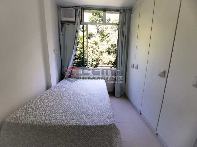 Quarto - Apartamento 1 quarto à venda Botafogo, Zona Sul RJ - R$ 550.000 - LAAP12801 - 13