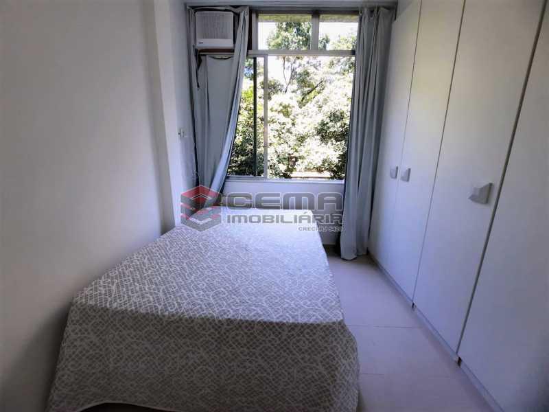 Quarto - Apartamento 1 quarto à venda Botafogo, Zona Sul RJ - R$ 550.000 - LAAP12801 - 10