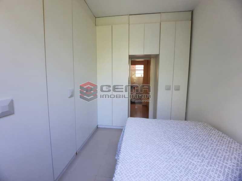 Quarto - Apartamento 1 quarto à venda Botafogo, Zona Sul RJ - R$ 550.000 - LAAP12801 - 14