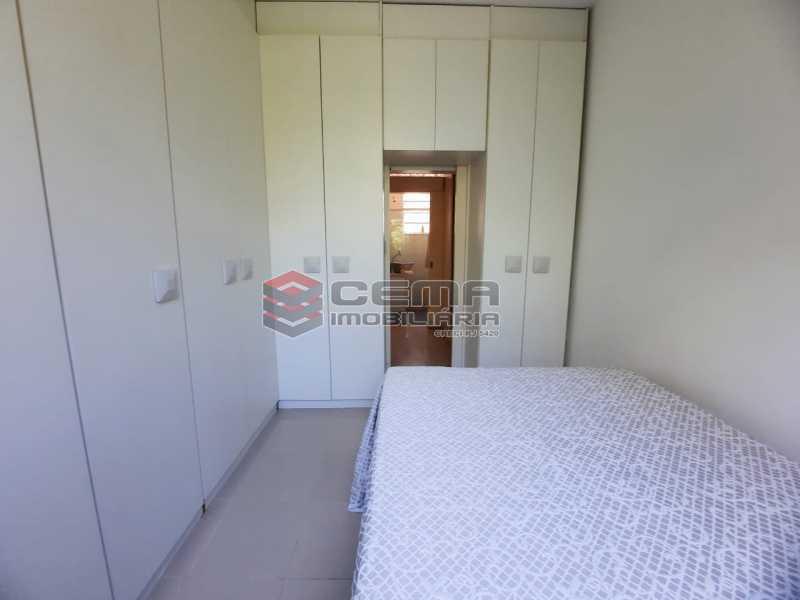 Quarto - Apartamento 1 quarto à venda Botafogo, Zona Sul RJ - R$ 550.000 - LAAP12801 - 11