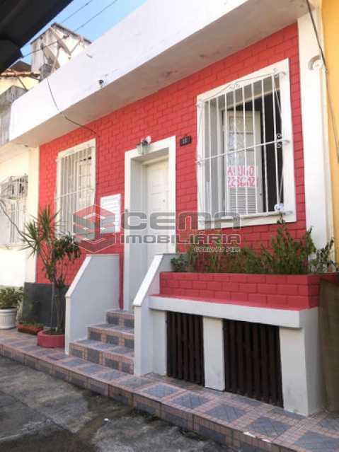 CASA - Casa de Vila 3 quartos à venda Humaitá, Zona Sul RJ - R$ 1.145.000 - LACV30051 - 3