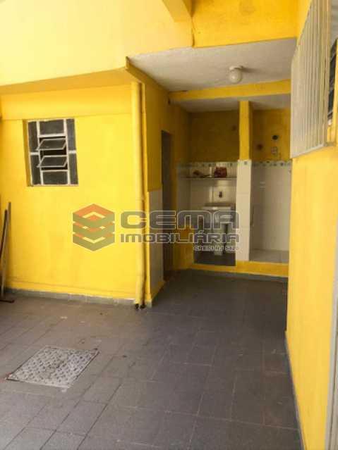 QUINTAL - Casa de Vila 3 quartos à venda Humaitá, Zona Sul RJ - R$ 1.145.000 - LACV30051 - 5