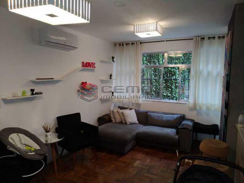 b3a859406039db1d3e7967fed5b3cd - Apartamento 2 quartos à venda Ipanema, Zona Sul RJ - R$ 839.000 - LAAP25041 - 1