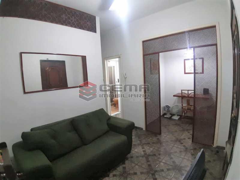 sala - Apartamento 1 quarto para alugar Flamengo, Zona Sul RJ - R$ 1.300 - LAAP12806 - 1