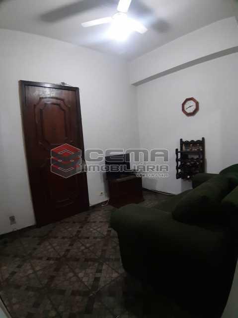 sala - Apartamento 1 quarto para alugar Flamengo, Zona Sul RJ - R$ 1.300 - LAAP12806 - 5
