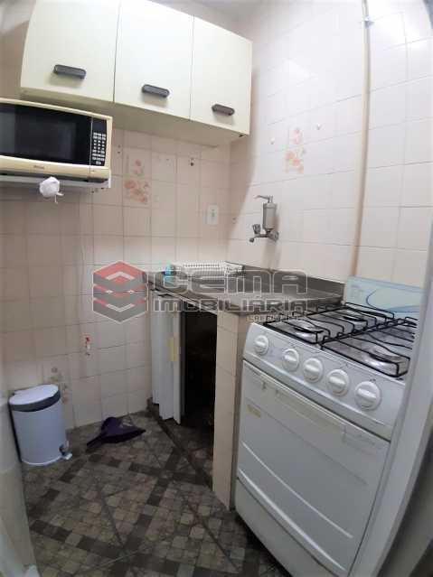 cozinha  - Apartamento 1 quarto para alugar Flamengo, Zona Sul RJ - R$ 1.300 - LAAP12806 - 8