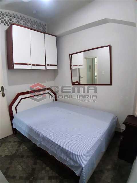 quarto  - Apartamento 1 quarto para alugar Flamengo, Zona Sul RJ - R$ 1.300 - LAAP12806 - 13