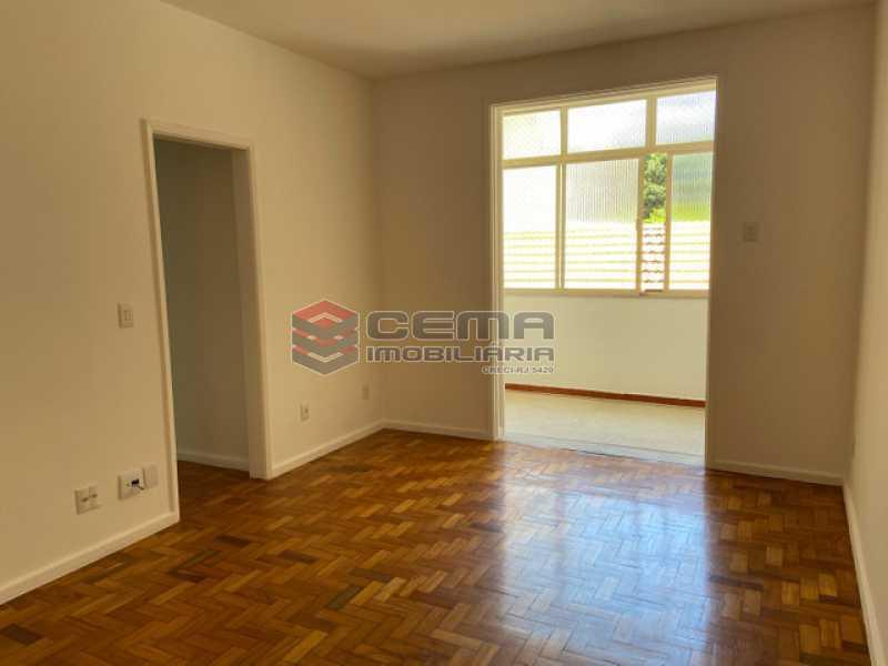 550191721529188 - Apartamento 2 quartos para alugar Botafogo, Zona Sul RJ - R$ 2.700 - LAAP25045 - 1