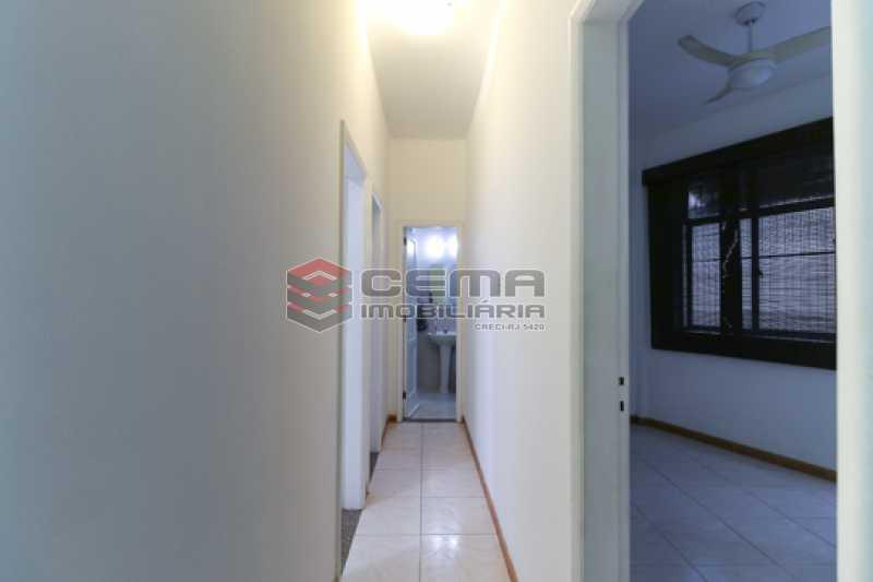 circulação - Apartamento 2 quartos à venda Tijuca, Zona Norte RJ - R$ 468.000 - LAAP25047 - 8